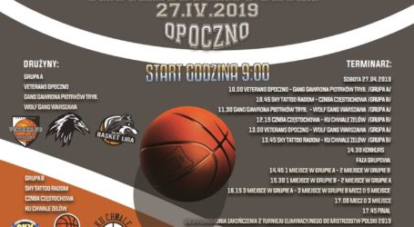 II Turniej Polskiej Amatorskiej Basket Ligi Mistrzostwa Polski