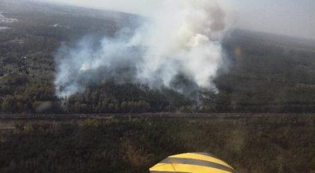 Pożar lasu w Siedlowie – zdjęcia lotnicze. AKTUALIZACJA