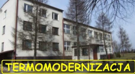 Ruszyła termomodernizacja szkoły