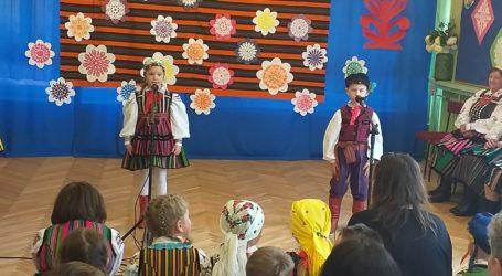 Przedszkolaki na folkowo