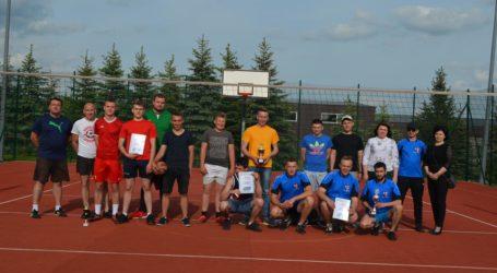 Triumf drużyny z Ostrożnej
