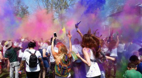 Festiwal kolorów w Opocznie