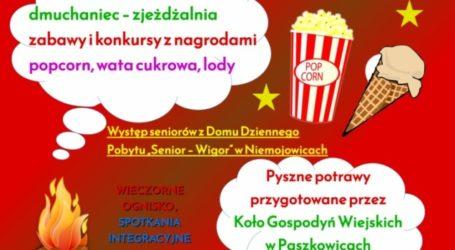 Festyn rodzinny w Paszkowicach
