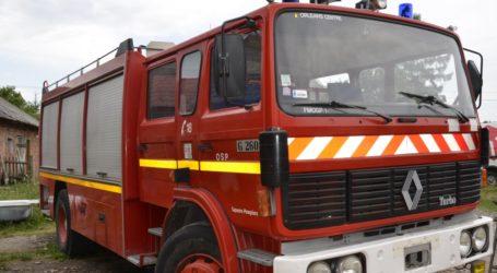 Nowy wóz dla OSP w Bukowcu nad Pilicą
