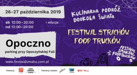 Festiwal Smaków Food Trucków w Opocznie
