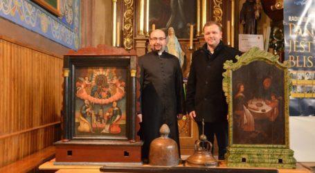Renowacja zabytków kościelnych w Kraśnicy